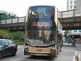 九龍巴士270A線 - Wikipedia