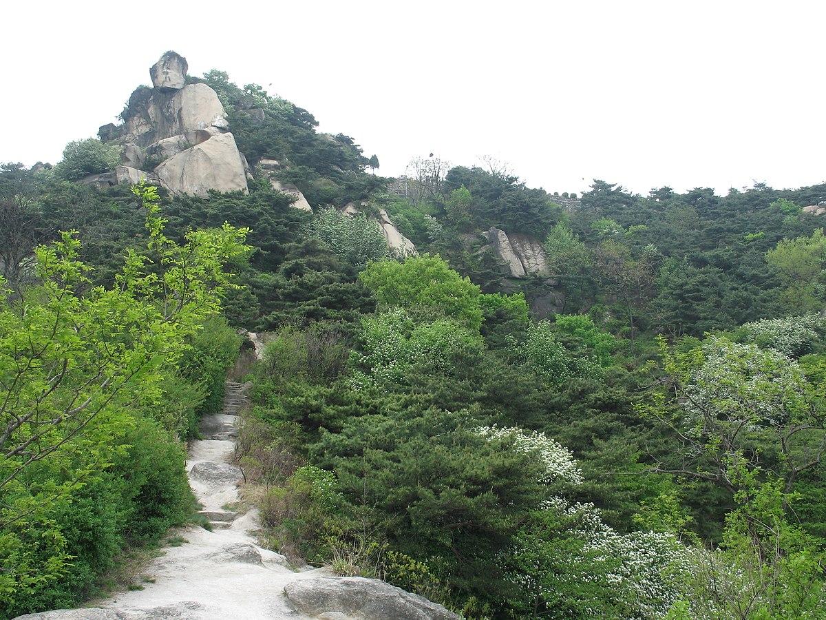Inwangsan  Wikipedia