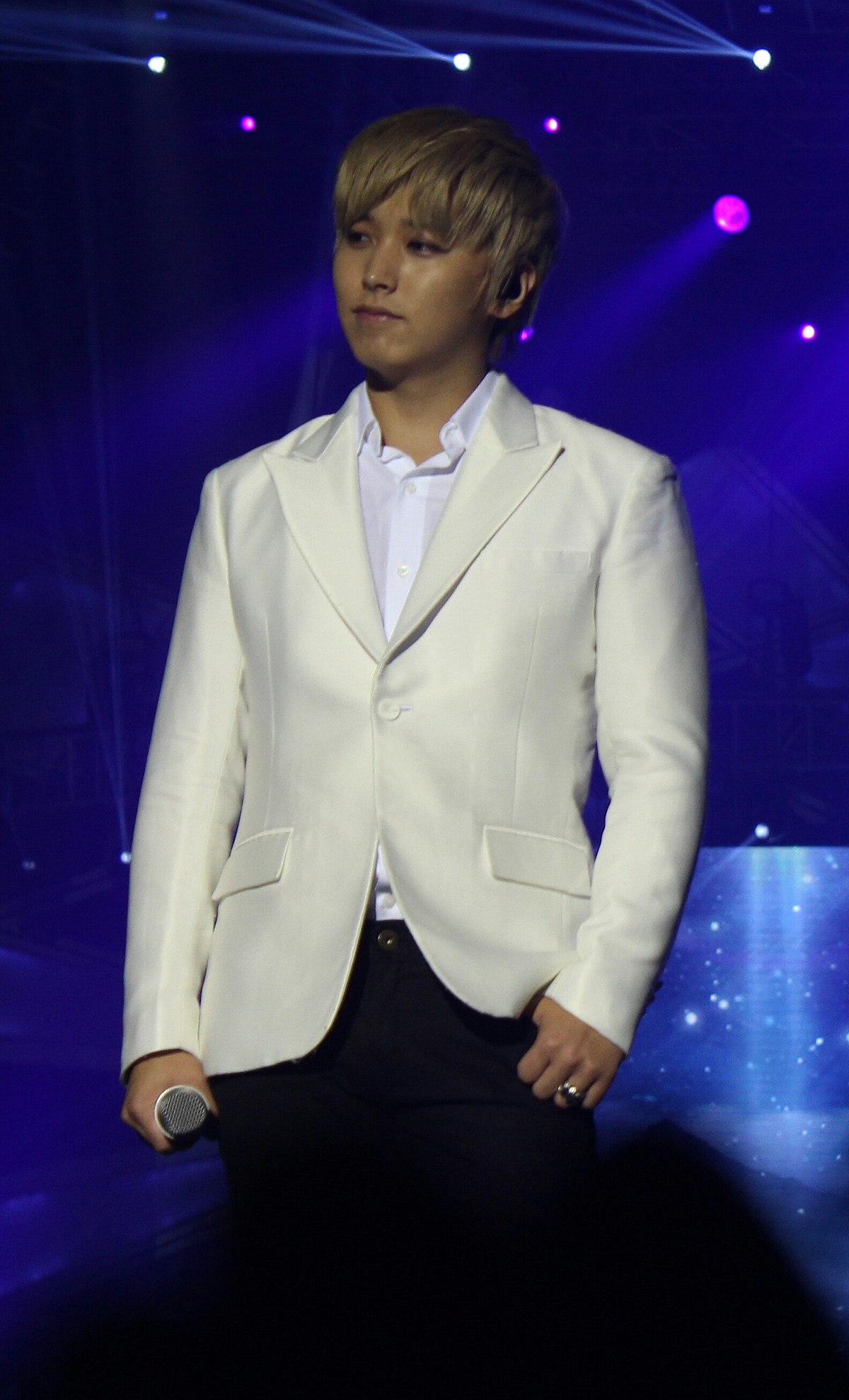Lee Sung-min (cantante) - Lee Sung-min (singer) - qaz.wiki