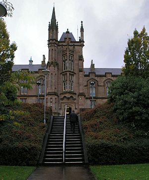 Magee College became a campus of the Universit...