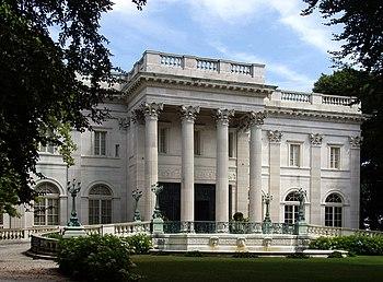 Marble House, Newport, Rhode Island