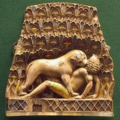Nimrud Ivory