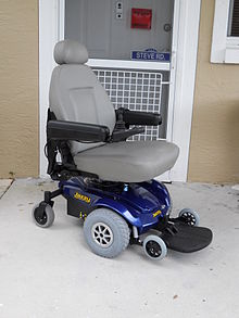 wheelchair zip wire chair glides for wood floors motorized wikipedia