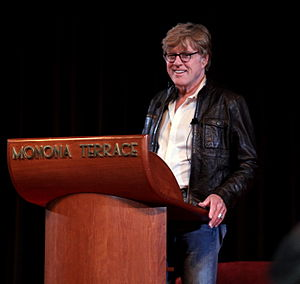 Robert Redford in 2009.