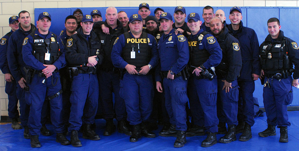 Police Security Guard