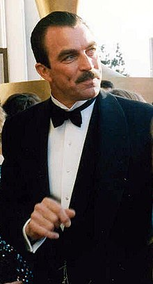 Tom Selleck on the Red Carpet from Wikipedia.com