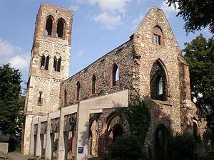St Christoph's Church Mainz Wikipedia