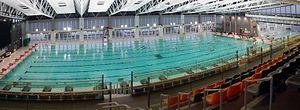 中山紀念公園游泳池 - 維基百科,自由的百科全書
