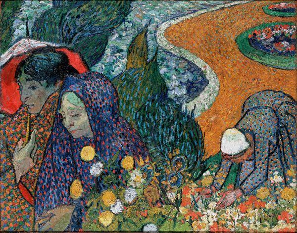 Memory Of Garden Etten Ladies Arles - Wikipedia