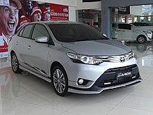 harga toyota new yaris trd 2014 grand avanza jogja vios wikipedia 1 5 sportivo nsp151r indonesia