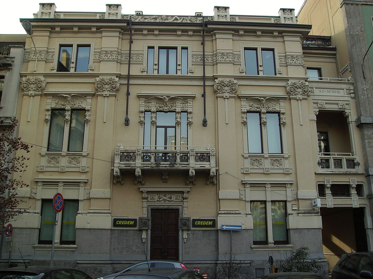 Casa Castiglioni  Wikipedia