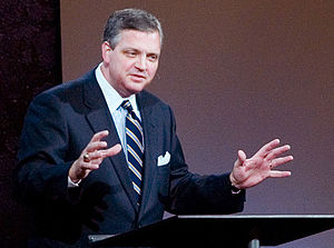 English: Al Mohler, President of Southern Bapt...