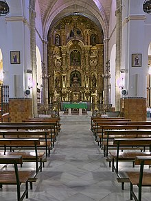 Parroquia Mayor de San Pedro de Huelva  Wikipedia la