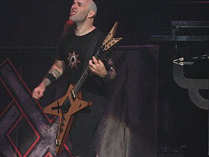 Judas Priest Retribution 2005 Tour (Scott Ian ...