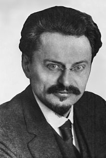 Leon Trotsky - Lev Davidovich Bronshtein