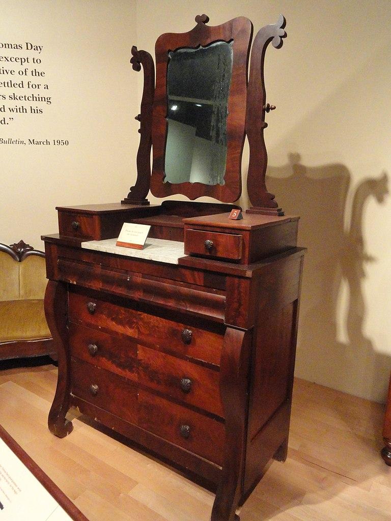 FileBureau 18601866 by Thomas Day  North Carolina Museum of History  DSC06068JPG