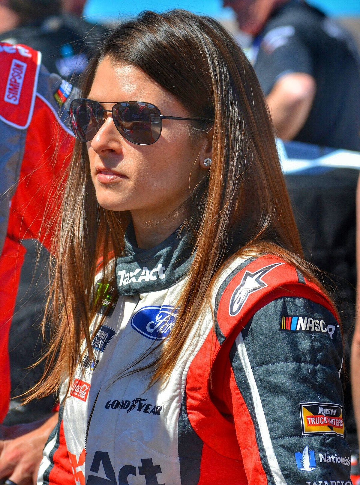 Daytona Dog Track Race Results : daytona, track, results, Danica, Patrick, Wikipedia