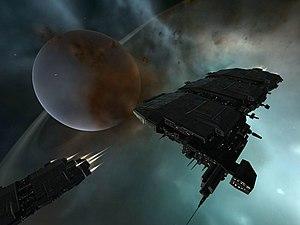 EVE Online - Caldari Freighters