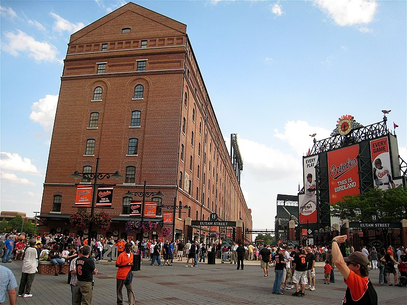 File:Entering Camden Yards.jpg