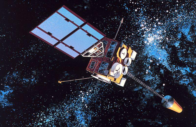 GOES-8, um satélite geostacionário