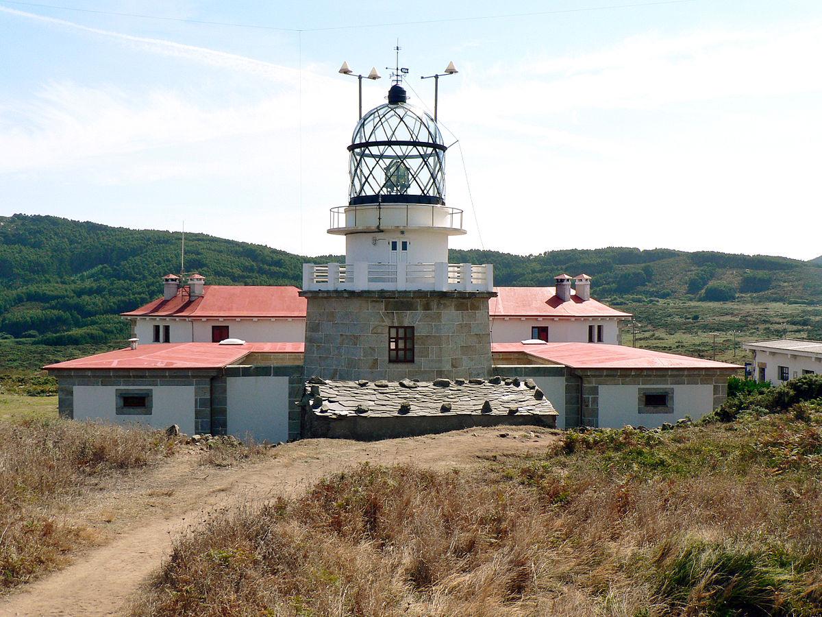 Faro de Estaca de Bares  Wikipedia la enciclopedia libre