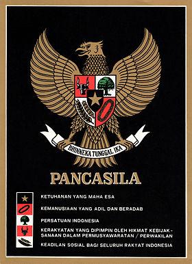 Arti Kata Ika Adalah : adalah, Pancasila, (politics), Wikipedia