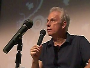 Christopher Guest speaking at Vancouver Film S...