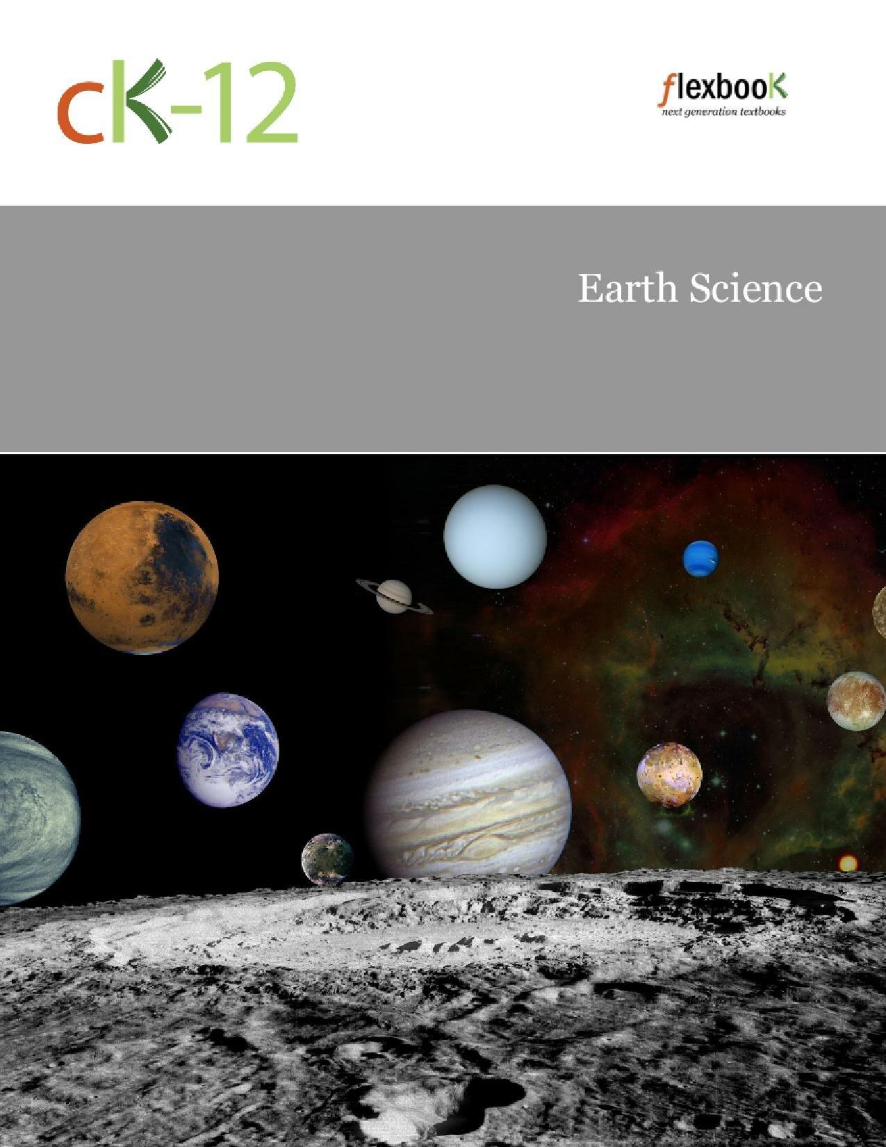 File High School Earth Science 1 13