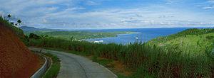 Matnog Bayview at Sorsogon, Philippines