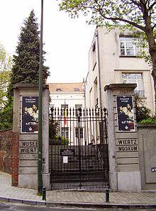 Wiertzmuseum  Wikipedia