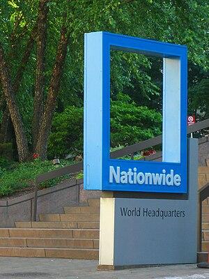 English: One Nationwide Plaza. Photo by Nick J...