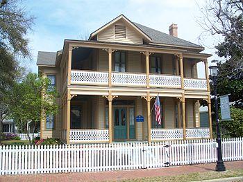 Pensacola, Florida: Pensacola Historic Distric...