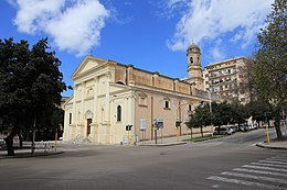 Chiesa di San Giuseppe Sassari  Wikipedia