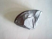 Policristal de silicio.