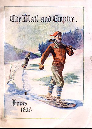 Cover of The Mail and Empire, Christmas 1897