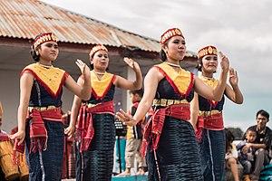 Tari Tortor  Wikipedia bahasa Indonesia ensiklopedia bebas