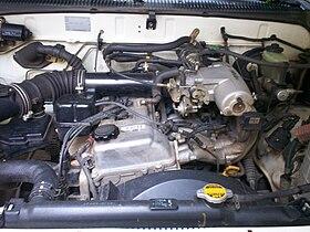 1995 toyota 4runner wiring diagram 1997 honda civic ex fuse rz engine wikipedia overview