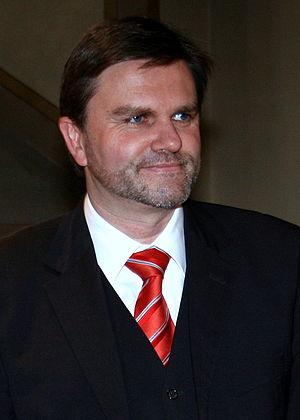 Uwe Schünemann, Innenminister Niedersachsen (CDU)
