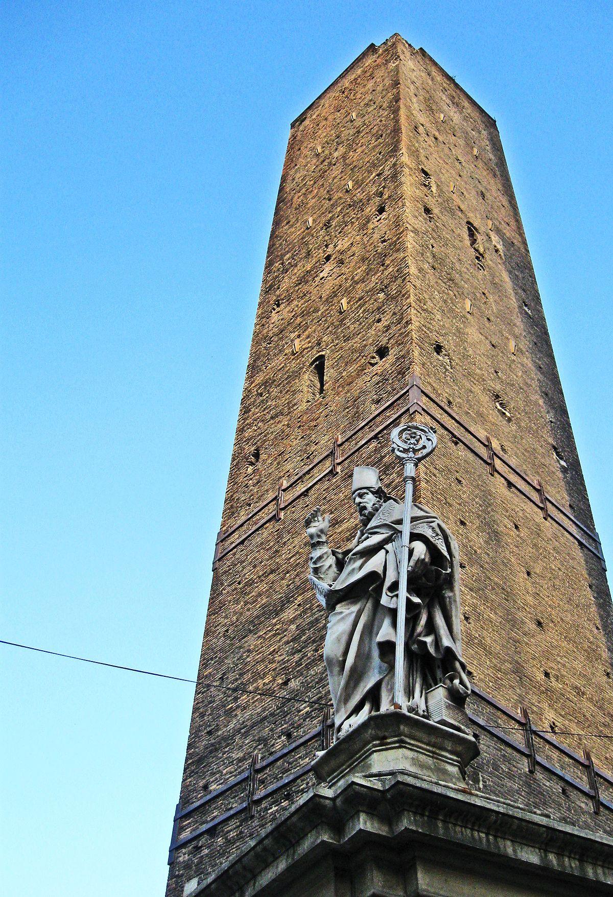 Torre della Garisenda  Wikipedia