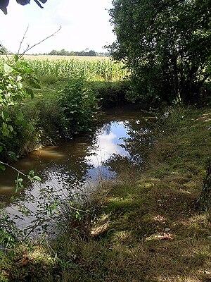 Français : Ruisseau des Longs à Bascons