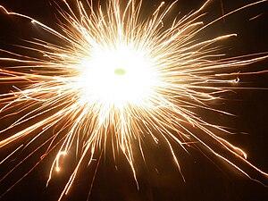 The chakras in Diwali 2010