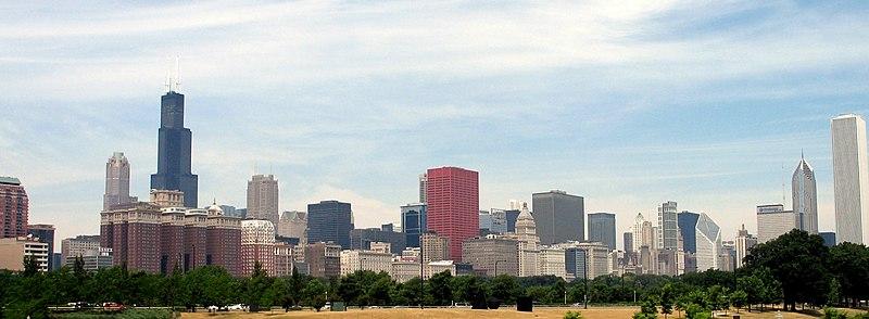 File:Chicago skyline from Shedd Aquarium 2005.jpg