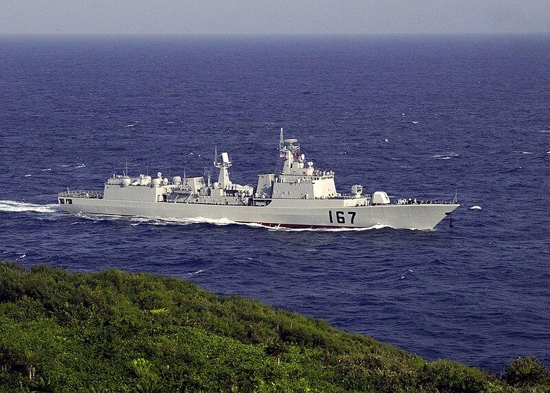 Chinese destroyer Shenzhen DDG167.jpg