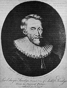 Edwin Sandys died 1629  Wikipedia