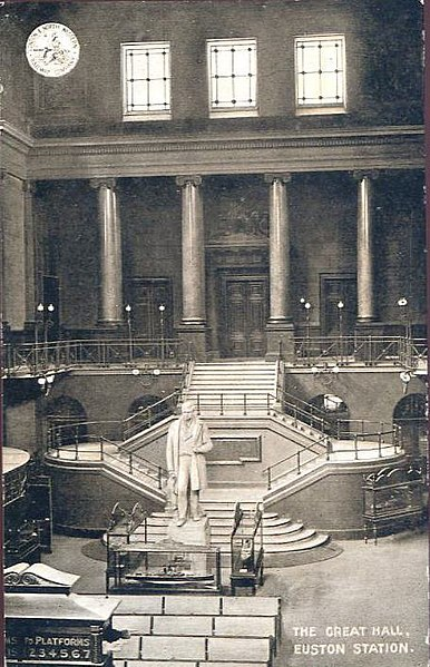File:Euston Station (Great Hall).jpg