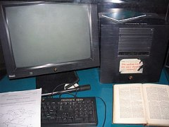 NeXTcube used for first Web server and browser