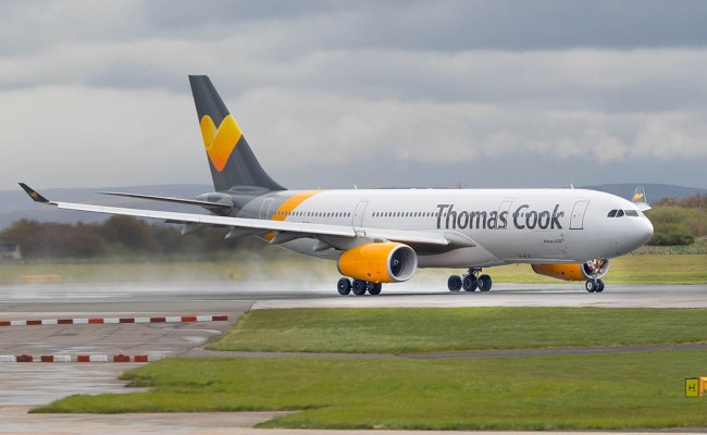 List Of Thomas Cook Airlines Destinations Wikipedia