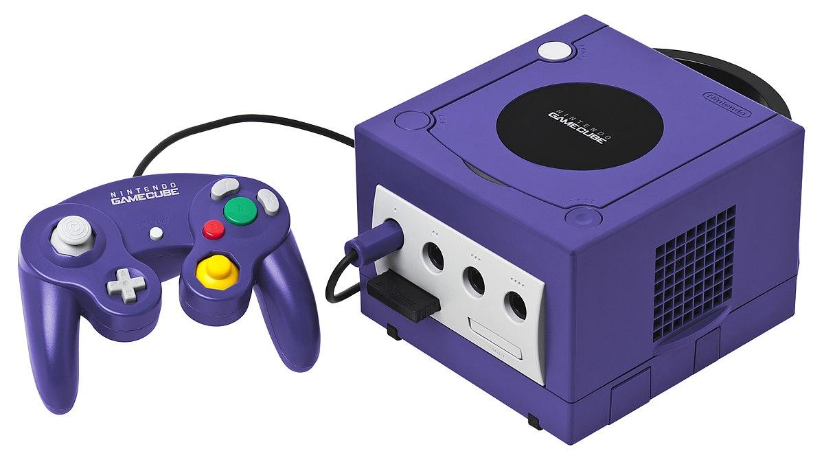 gamecube release date