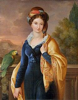 Maria Anna Carolina di Sassonia