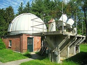 Oak Ridge Observatory (George R. Aggasiz Stati...